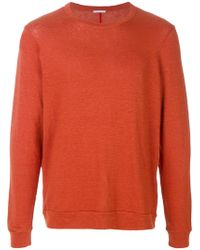Homecore - Classic Fitted Sweater - Lyst