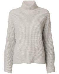 SMINFINITY - Turtleneck Sweater - Lyst