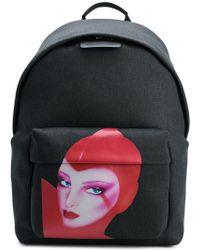 Stella McCartney - Printed Backpack - Lyst