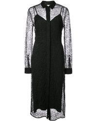 Jenni Kayne - Lace Shirt Dress - Lyst