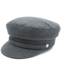 Manokhi - Casual Flap Hat - Lyst