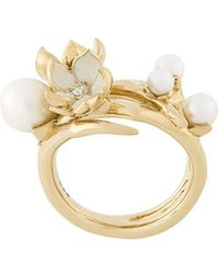 Shaun Leane - Cherry Blossom Diamond Ring - Lyst