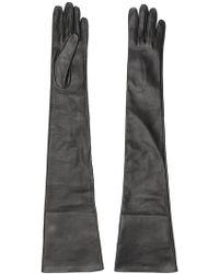 Max Mara - Long Gloves - Lyst