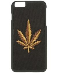 Palm Angels | Weed Iphone 6 Case | Lyst