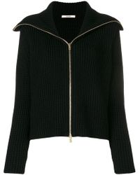 ODEEH - Knitted Jacket - Lyst
