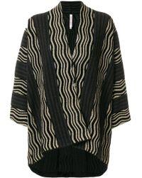Antonio Marras - Striped Jacket - Lyst