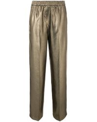 8pm - Kapoor Loose Trousers - Lyst