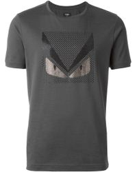 Fendi - Bag Bugs T-shirt - Lyst