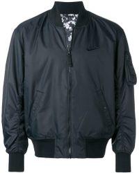 bdc253026726 Lyst - Nike Kurtka Bomber Jacket in Green for Men