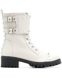 Twin Set - Studded Boots - Lyst