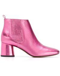 Marc Jacobs - Rocket Chunky Heel Chelsea Boots - Lyst