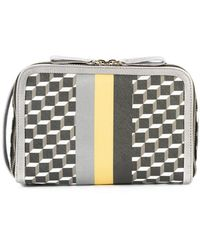 Pierre Hardy - Printed Messenger Bag - Lyst