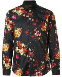 Loveless - Floral Print Shirt - Lyst