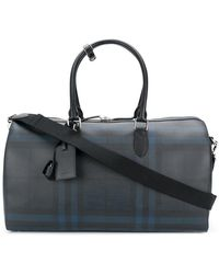 Burberry - House Check Holdall - Lyst