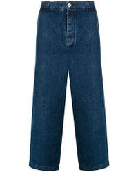 Sunnei - Weite Jeans - Lyst