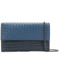 035679202 Lyst - Bolso de mano con diseño psicodélico Emilio Pucci de color Azul