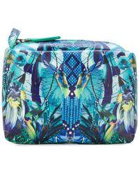 Camilla - Boho Print Make-up Bag - Lyst