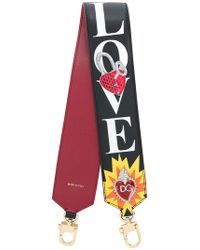 Dolce & Gabbana | True Love Bag Strap | Lyst