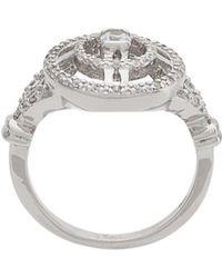 V JEWELLERY Paloma ring - Metallic purzPMK