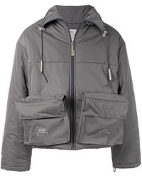 A_COLD_WALL* - Oversized Pocket Padded Jacket - Lyst