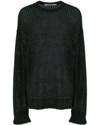 Chalayan - Oversized Jumper - Lyst