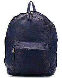 Giorgio Brato - Textured Backpack - Lyst
