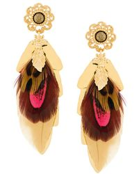 Gas Bijoux | Sao Earrings | Lyst