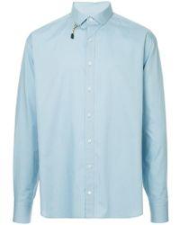 Kolor - Classic Plain Shirt - Lyst