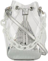 the VOLON - Mani Mini Bucket Bag - Lyst