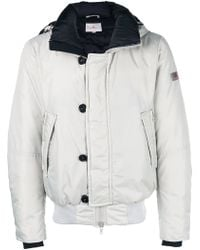 Peuterey - Cropped Padded Jacket - Lyst
