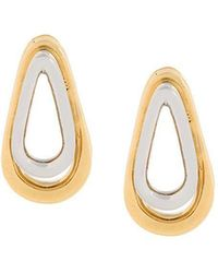 Annelise Michelson - Double Ellipse Earrings - Lyst