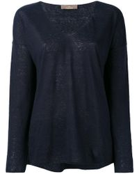 Cruciani | V-neck Knit | Lyst