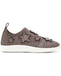 Giuseppe Zanotti - Alena Star Sneakers - Lyst