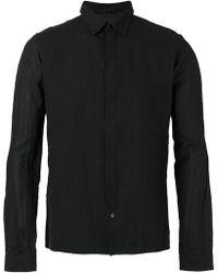 DEVOA - Slim-fit Shirt - Lyst