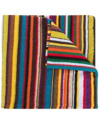 Paul Smith - Signature Stripe Scarf - Lyst