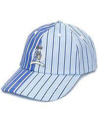 Tommy Hilfiger - Gorra de béisbol con motivo de rayas - Lyst