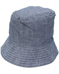 Engineered Garments - Wide Brim Tall Hat - Lyst