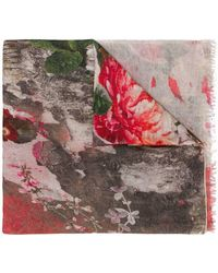 Faliero Sarti - Tulips Scarf - Lyst