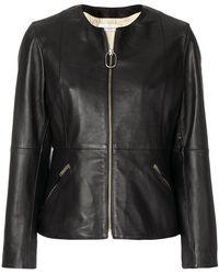 Golden Goose Deluxe Brand - Zipped Biker Jacket - Lyst