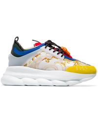 Versace Sneakers stampate Chain Reaction