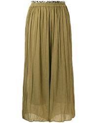 Forte Forte - Cropped Pleated Trousers - Lyst