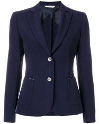 Tonello - Slim-fit Buttoned Blazer - Lyst