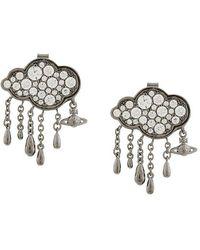 Vivienne Westwood - Shira Earrings - Lyst