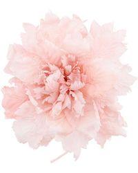 Ann Demeulemeester - Large Flower Brooch - Lyst