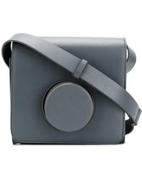 Lemaire - Structured Camera Bag - Lyst