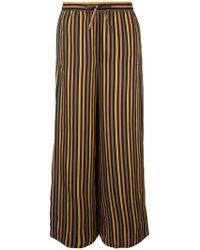 Onia - Woodstock Striped Chloe Trousers - Lyst