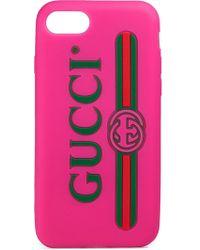 Gucci - Print Iphone 7/8 Plus Case - Lyst