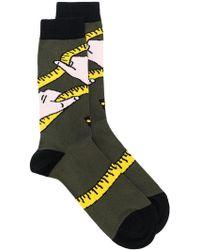Henrik Vibskov - Hands On Socks - Lyst