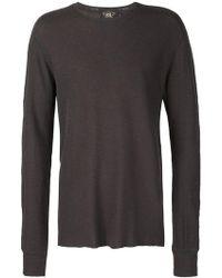 RRL - Long Sleeve T-shirt - Lyst