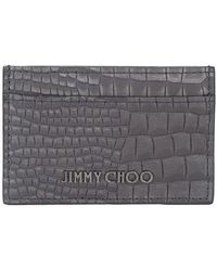 Jimmy Choo - Dean Card Holder - Lyst